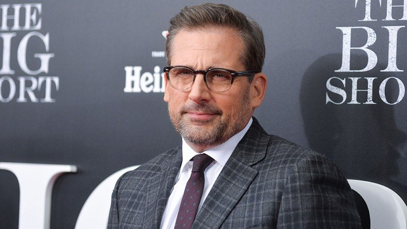steve carell to star in apple s morning show drama alongside reese witherspoon and jennifer aniston