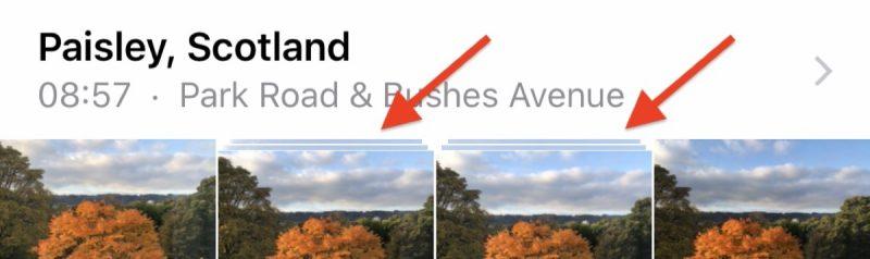 how to delete burst photos on mac