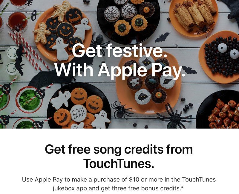 Apple Pay Promotion Offers Free Bonus Credits With $10