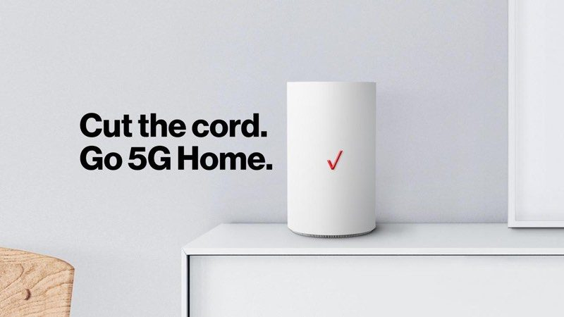 Verizon's $50 5G Home Internet Service Launched Today - MacRumors