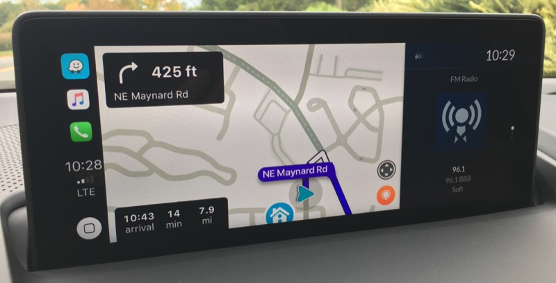 Review: 2019 Acura RDX Offers Novel Touchpad Infotainment Controls