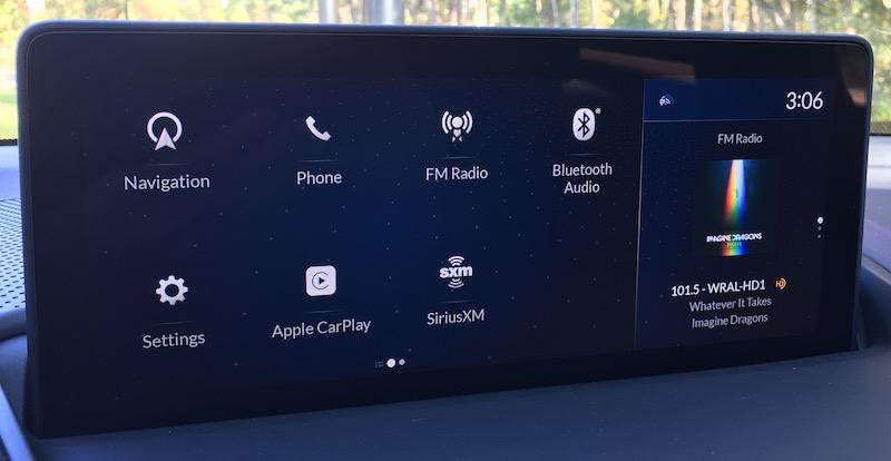 acura rdx navigation system