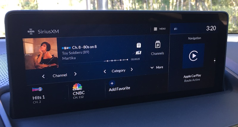 Review 2019 Acura Rdx Offers Novel Touchpad Infotainment Controls