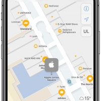 fb1baee10e Apple Maps Gains Indoor Maps at Over 20 Additional Shopping Malls and  Airports Around the World