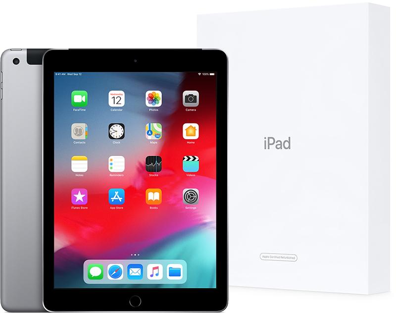 Apple Begins Selling Certified Refurbished Sixth Generation 9 7 Inch