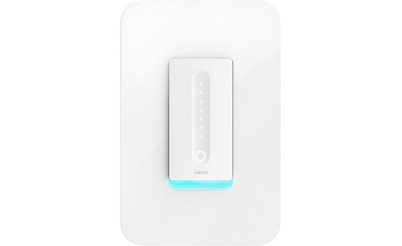 wemo s wifi smart dimmer gains homekit compatibility through new firmware update