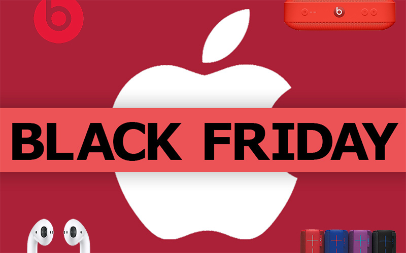 black friday 2018 best deals on airpods beats bluetooth and smart speakers macrumors. Black Bedroom Furniture Sets. Home Design Ideas