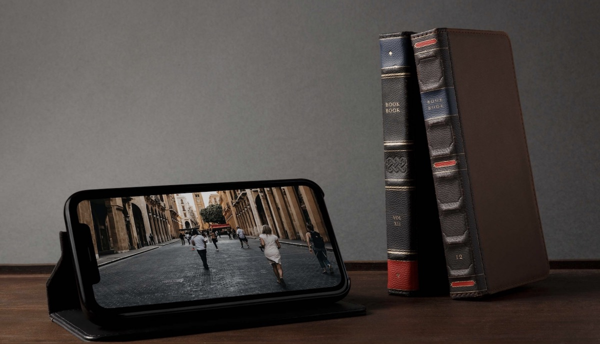 twelve south iphone xs max  Twelve South Launches Updated BookBook, Journal, and SurfacePad for ...