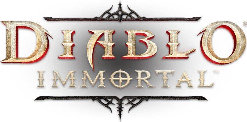 "Image result for diablo immortal logo"""