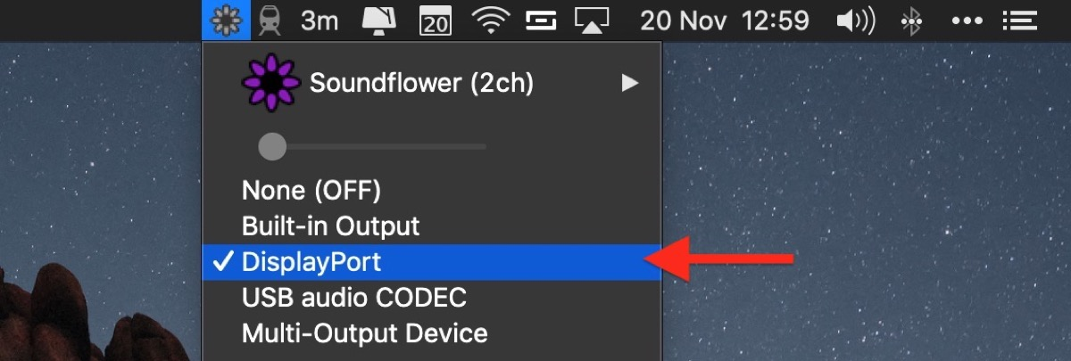 How to Use Your Mac's Media Keys to Adjust Speaker Volume on a