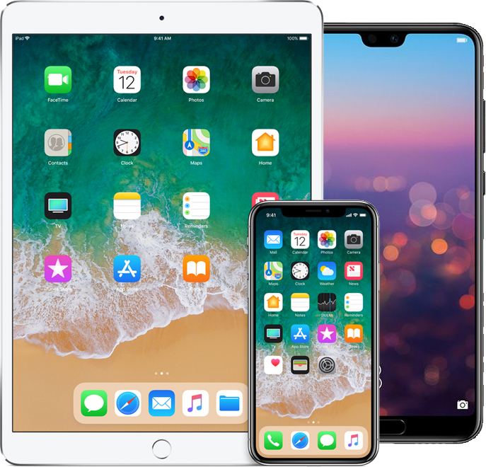 ipad remained world s most popular tablet last quarter while huawei topped apple in smartphones again