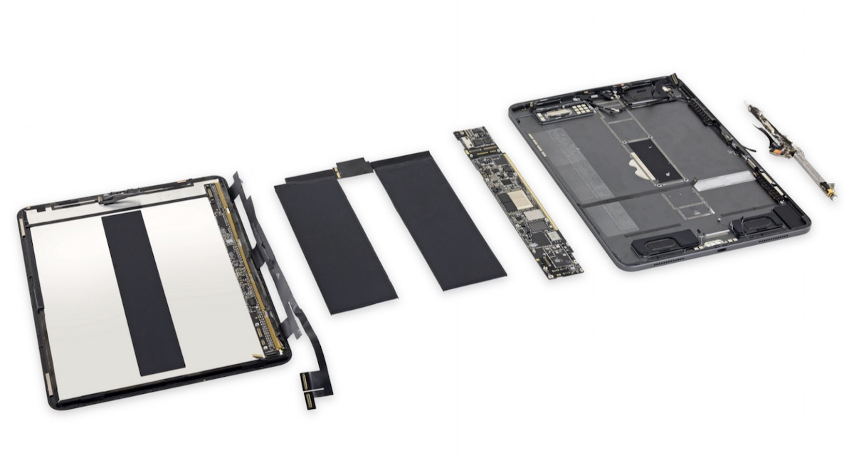 ifixit shares full teardown of 11 inch ipad pro and new apple pencil