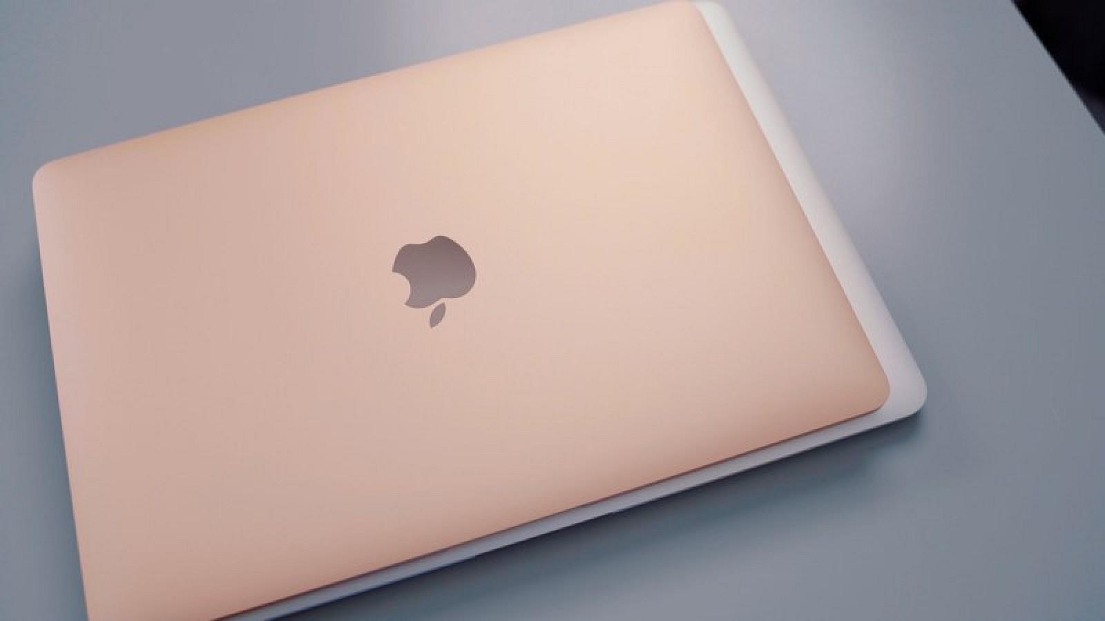 Apple's New 2018 MacBook Air vs  Old MacBook Air - MacRumors