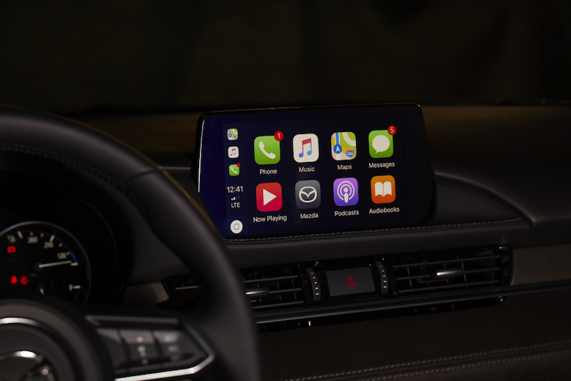 Carplay Now Available In Select 2014 And Newer Mazda Vehicles As