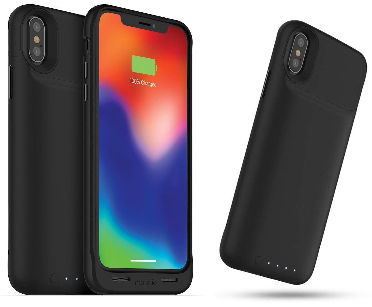 low priced e21bc 991c9 Mophie Launches Juice Pack Air Battery Case for iPhone X at $99.95 ...