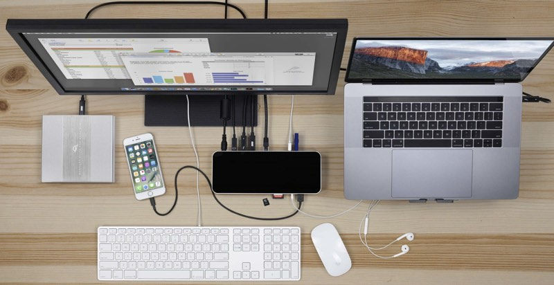 owc s 14 port thunderbolt 3 dock now available for purchase