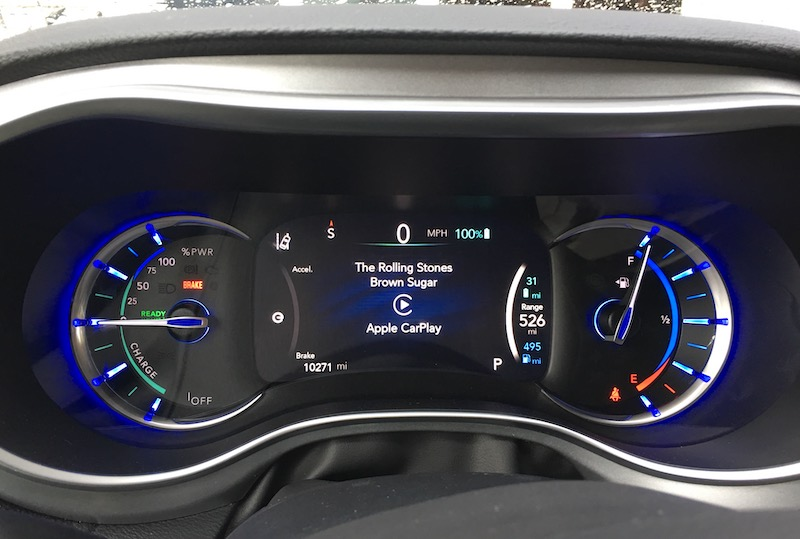 Uconnect Access App >> 2018 Chrysler Pacifica Hybrid – Uconnect and CarPlay Review - MacRumors