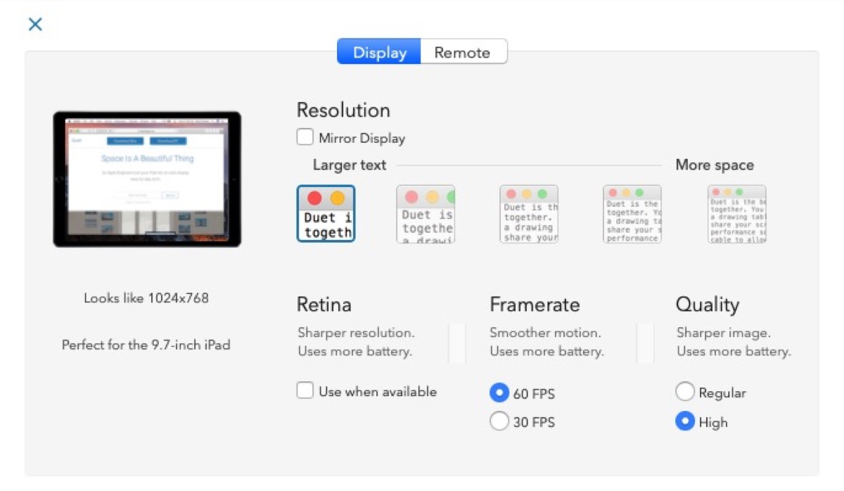 How to Use Your iPad as a Second Screen for Your Mac - MacRumors