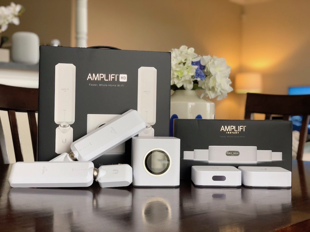 AmpliFi Mesh Routers Review - MacRumors