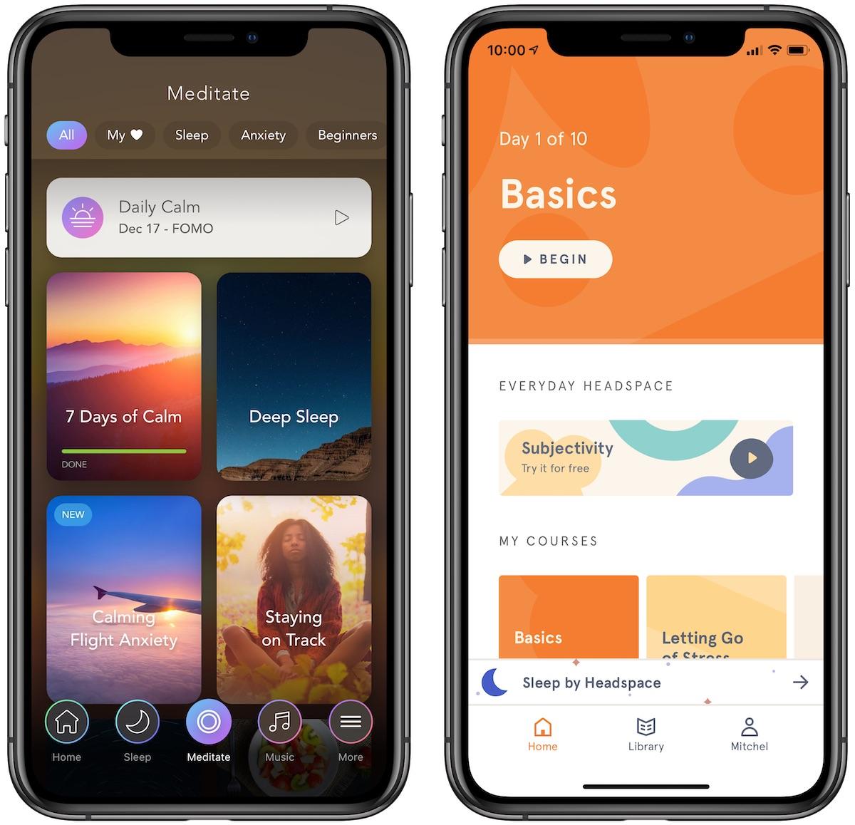 Calm' Became Top Meditation App After Apple's 2017 App of