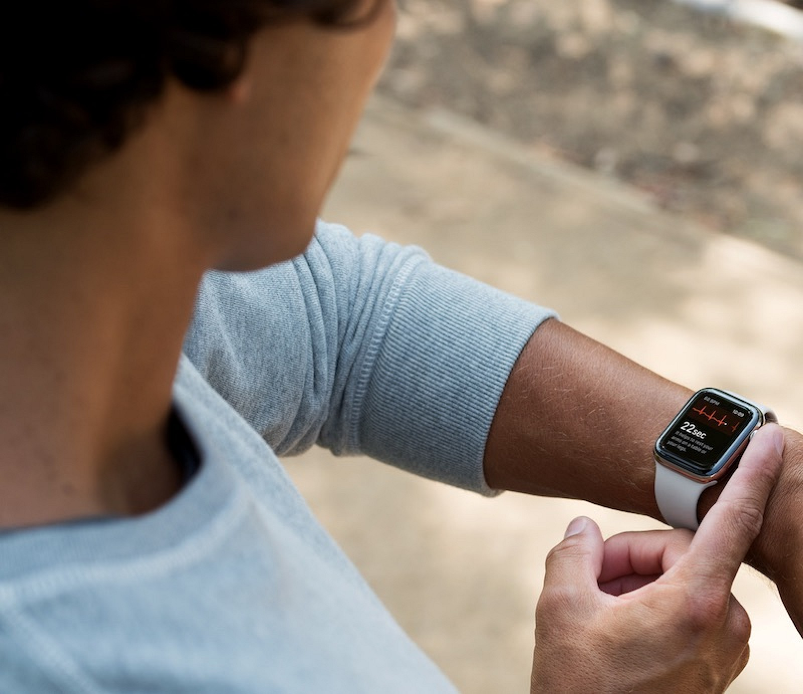 photo image Apple Watch Chief Jeff Williams Says ECG App is 'Huge Opportunity' to Empower People About Their Health
