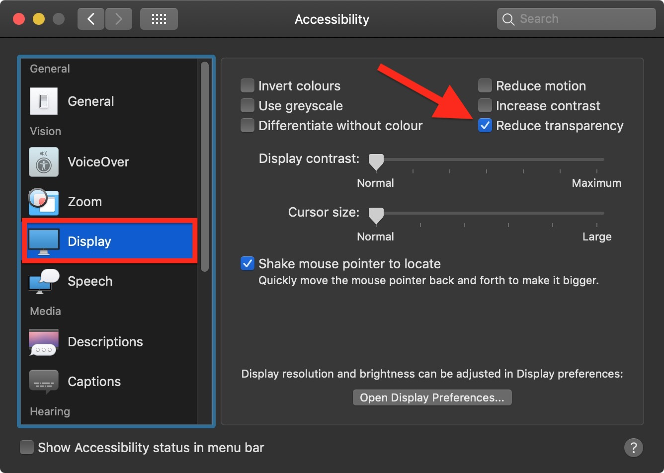 How to Disable Transparency Effects in macOS Mojave - MacRumors