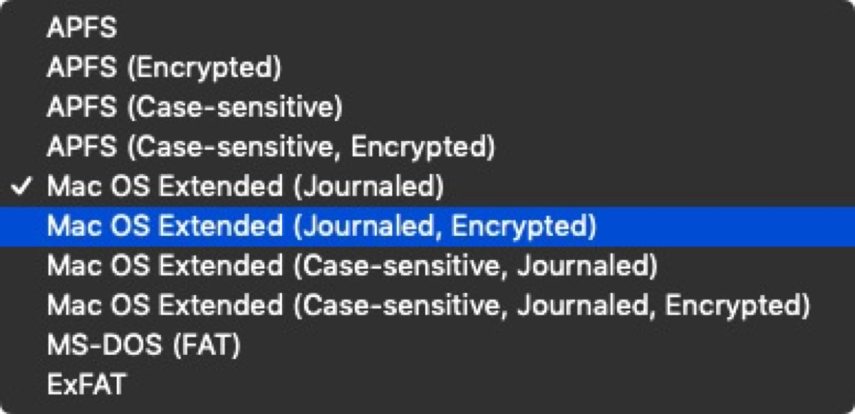How to Encrypt a USB Flash Drive in macOS Mojave - MacRumors