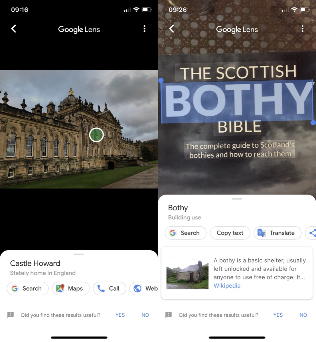 How to Use Google Lens on iPhone - MacRumors
