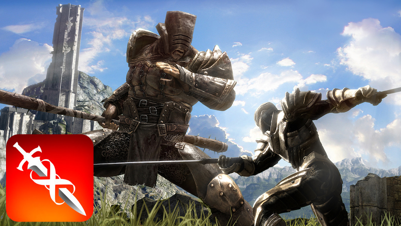 epic games removes infinity blade trilogy from app store
