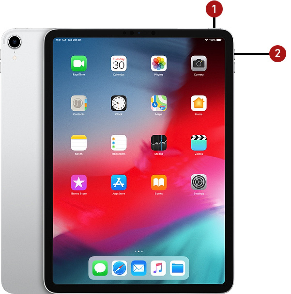 How to Shut Down or Force Restart Your 2018 iPad Pro - MacRumors