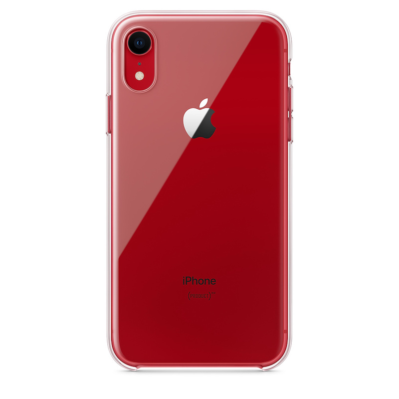 Apple Begins Selling Iphone Xr Clear Case Costs 39 In United