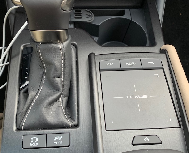 The Previous Joystick Style Remote Touch Interface Used By Lexus Has Been Subject Of Significant Criticism And While Trackpad May Improve Things A