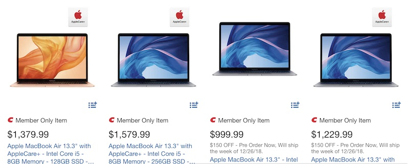 But Theyre Only 12 Why And How To Begin >> Costco Begins Selling Select Macs On Web At 50 To 200 Discount