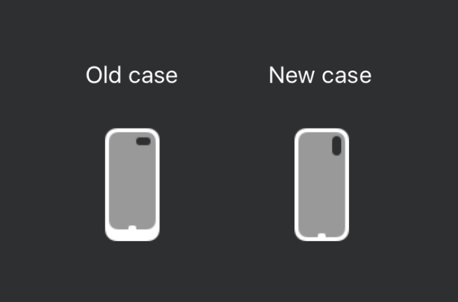 33194bbbe8f0f8 While far from a confirmation, this suggests that Apple could be working on  a Smart Battery Case for the latest set of iPhones with vertically aligned  ...