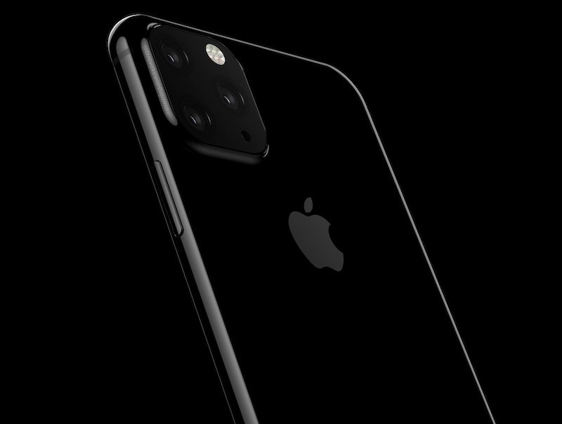 WSJ on 2019 iPhones: Triple-Lens Rear Camera on Next iPhone