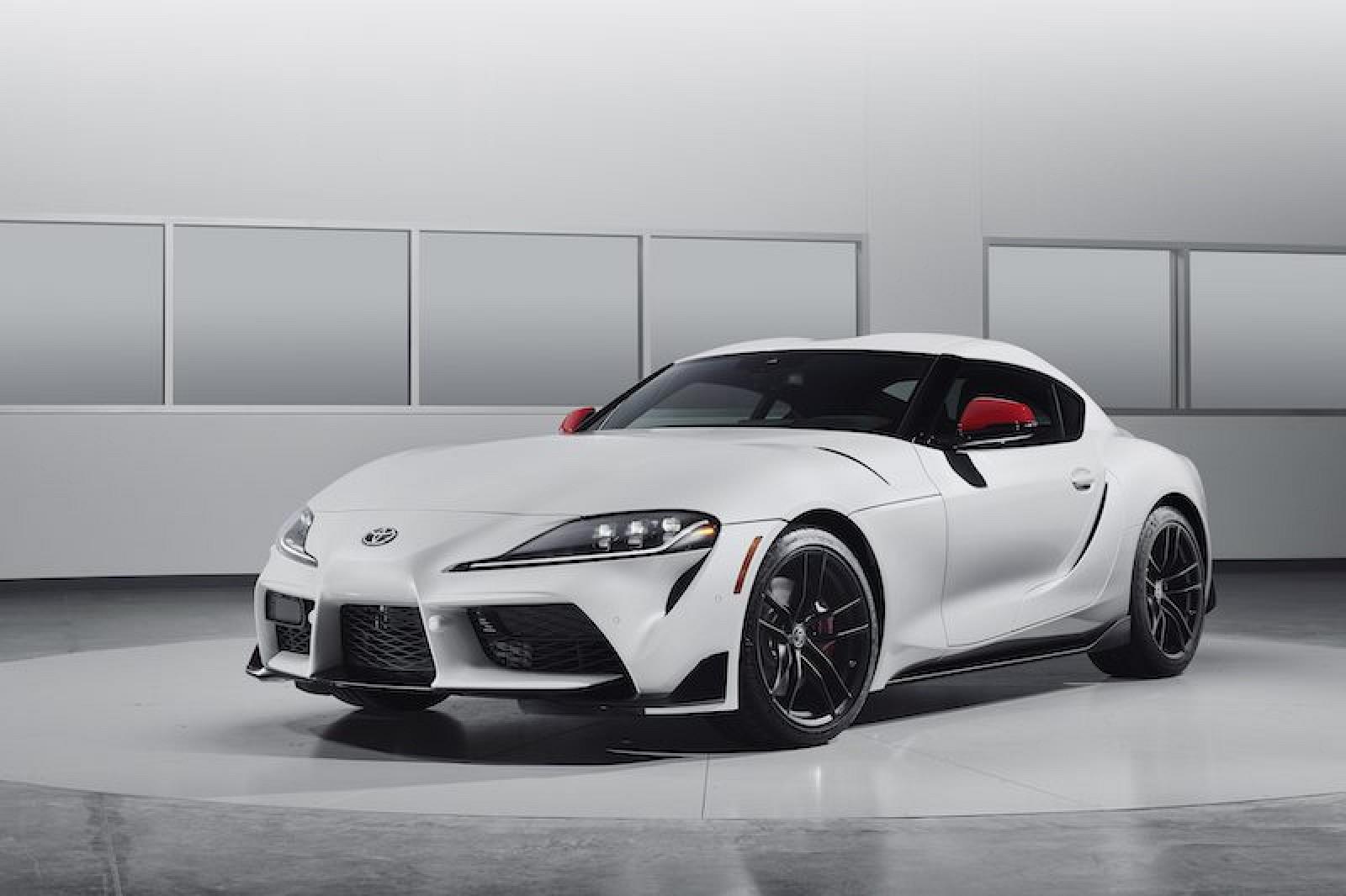 2020 Toyota Supra Features Wireless Carplay Macrumors