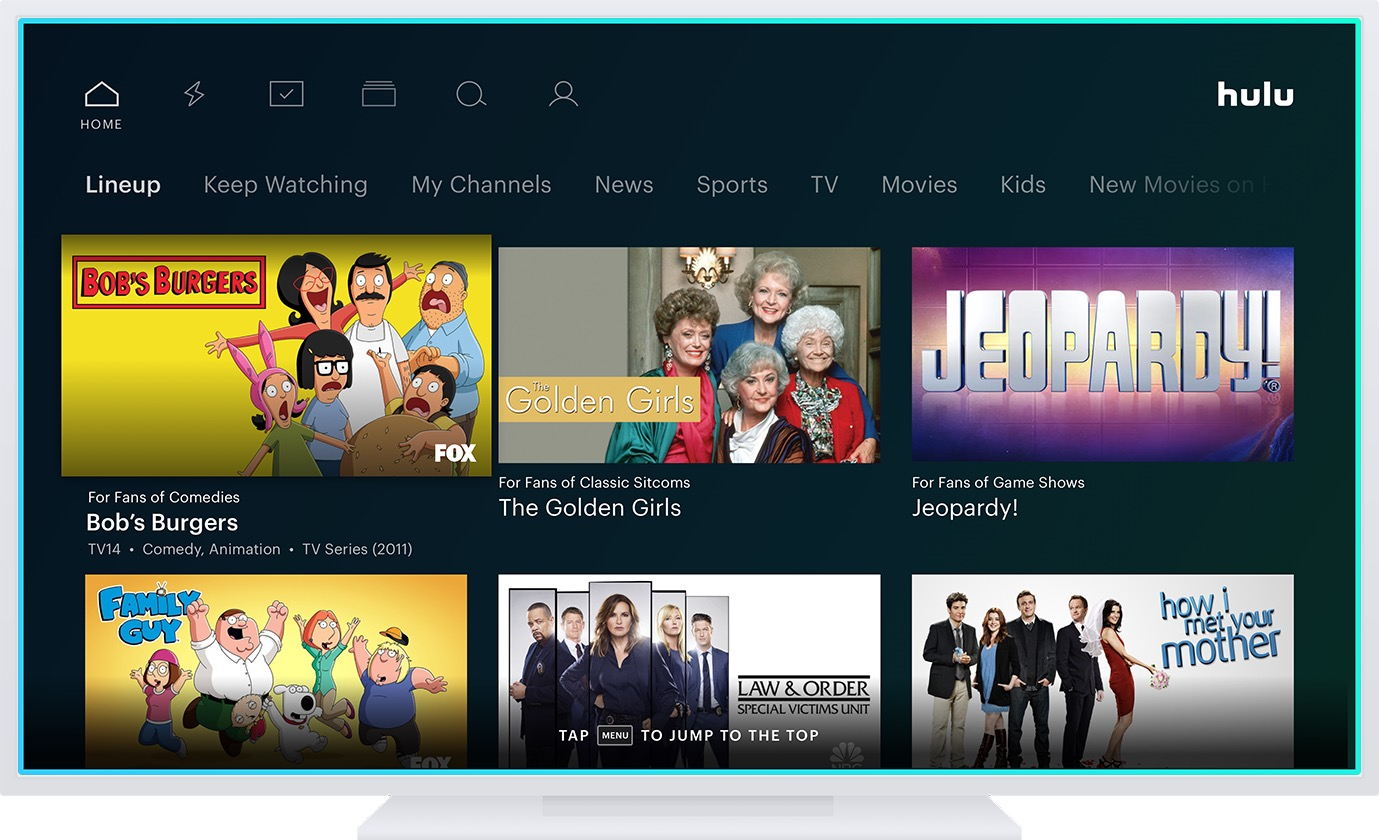 Upcoming Hulu App Interface Changes Aim to Simplify ...