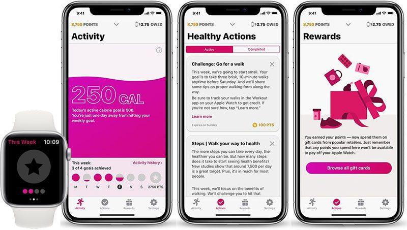 Aetna Launching New Apple Watch Health Coach Program 'Attain