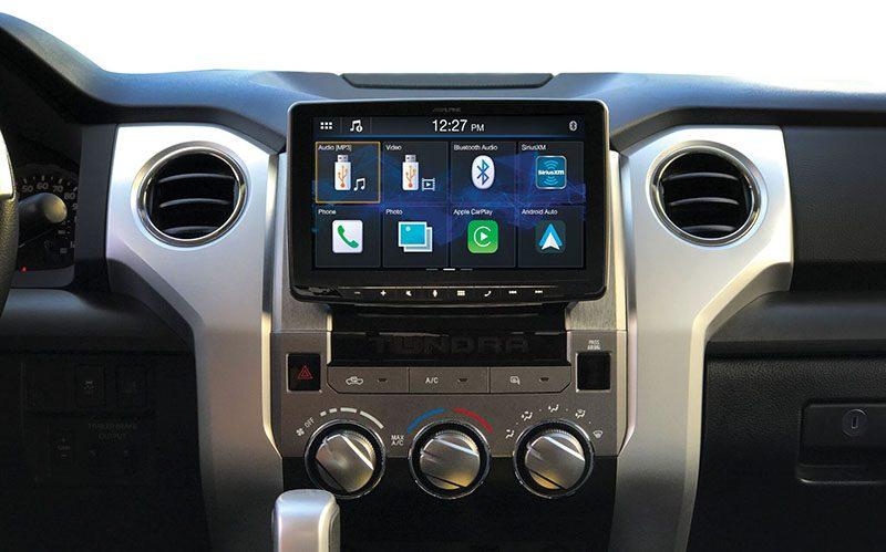 CES 2019: Alpine Previews New CarPlay Receivers, One