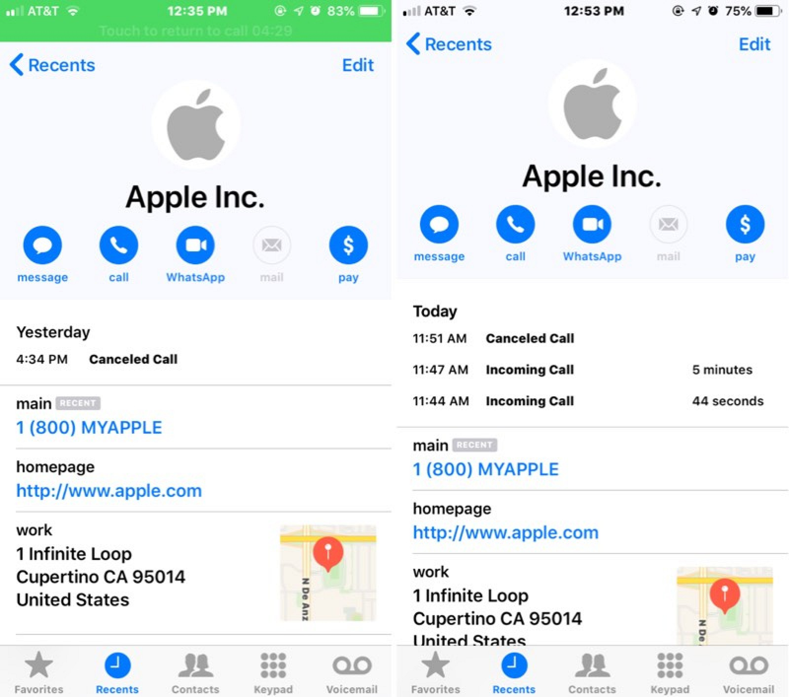 Apple Phishing Scams Growing More Advanced, With Latest Spoofing