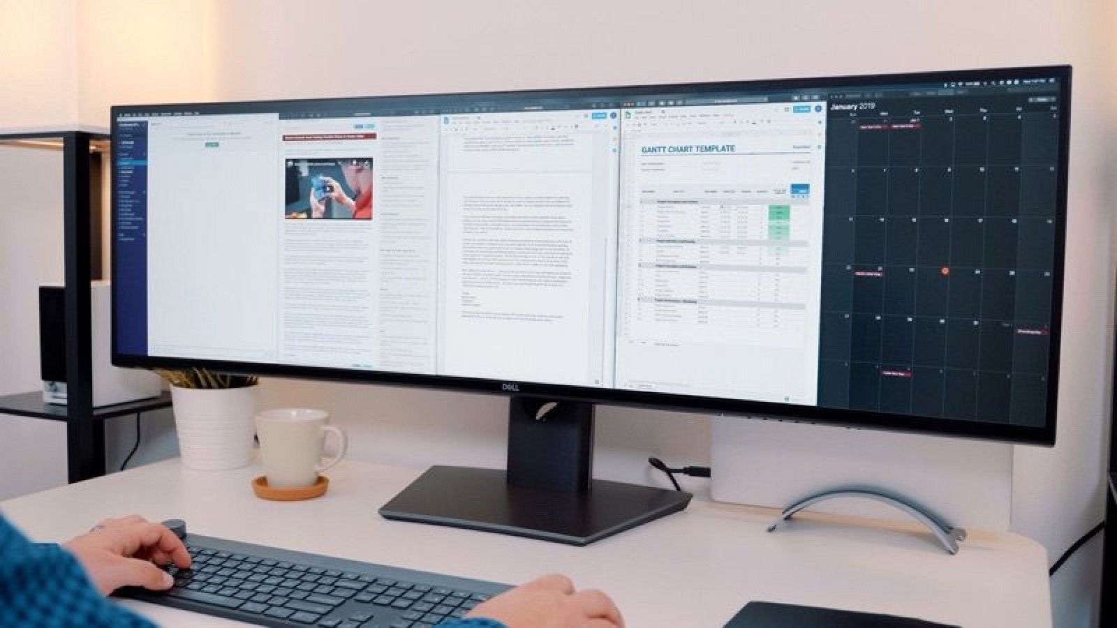 Hands-On With Dell's Massive 49-Inch 5K Ultrawide Display - MacRumors