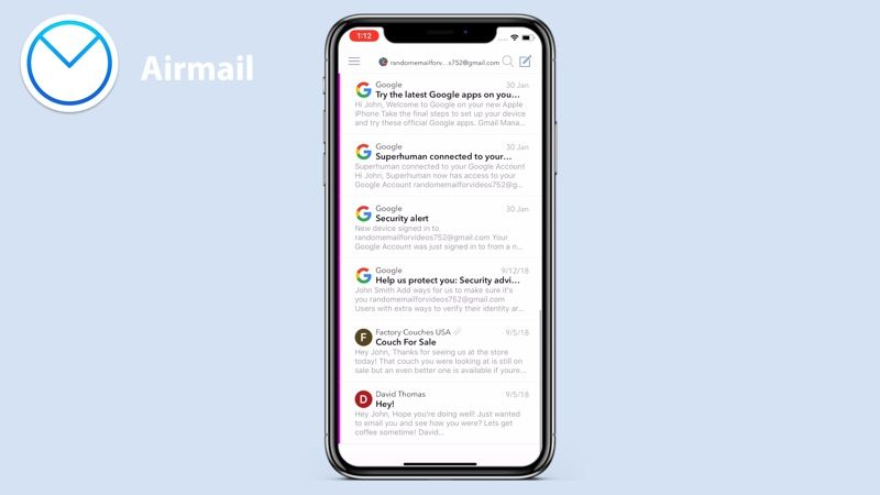 Best Email Apps for iOS - MacRumors