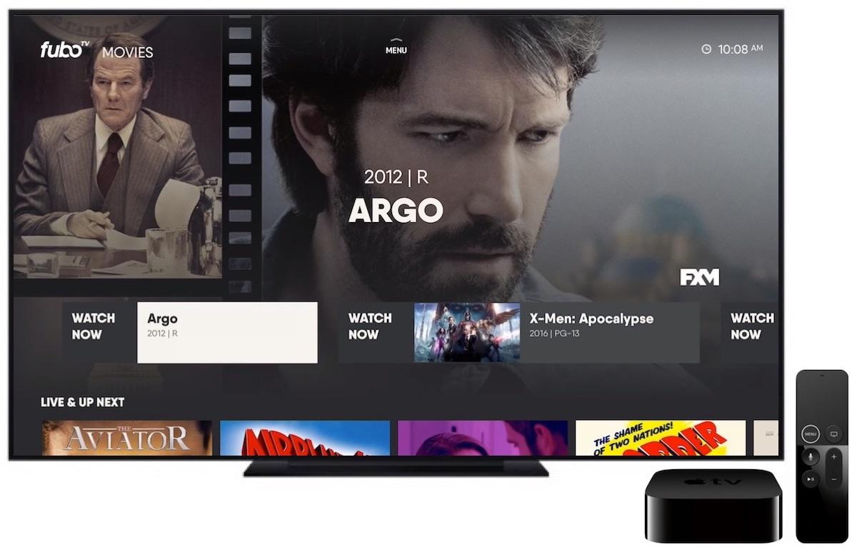 Tv now standard