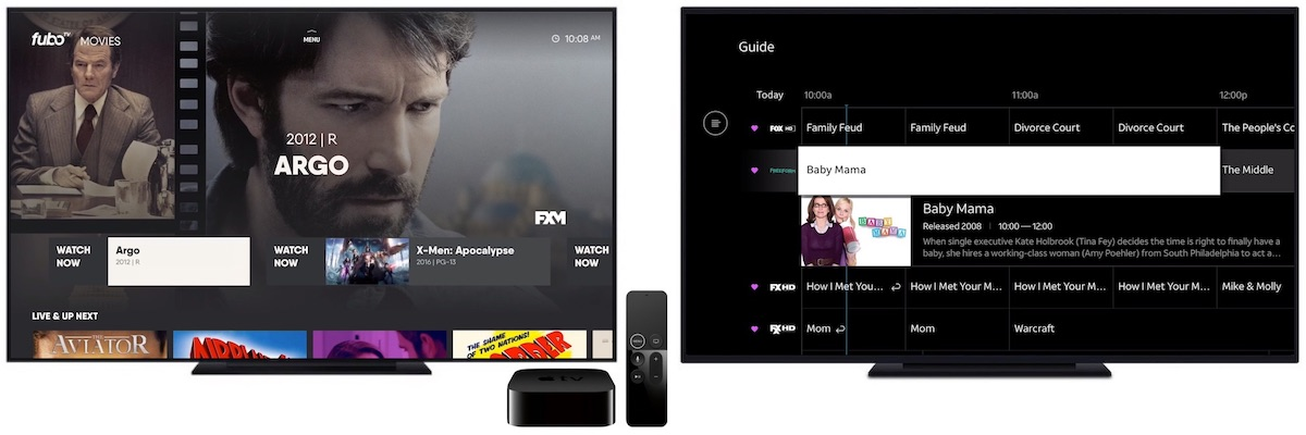 Fubotv Vs Directv Now Solid Streaming Tv Services With Some