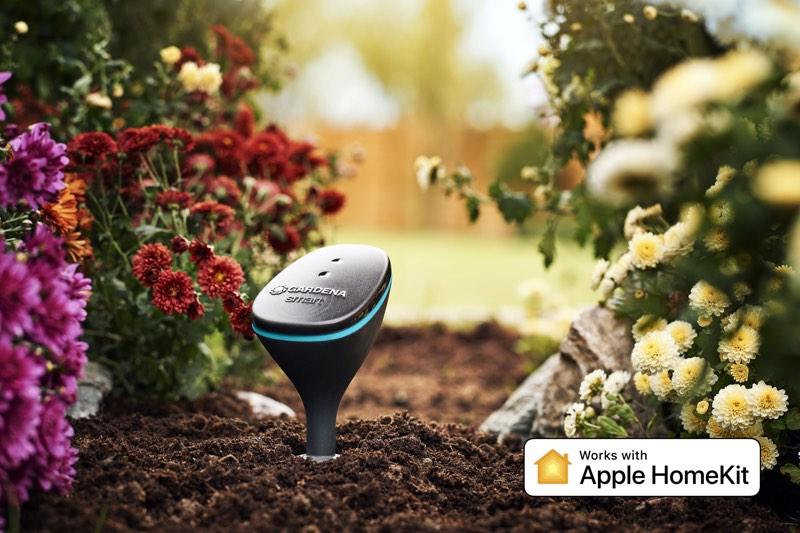 Ces 2019 Gardena Smart System Now Works With Apple Homekit Macrumors
