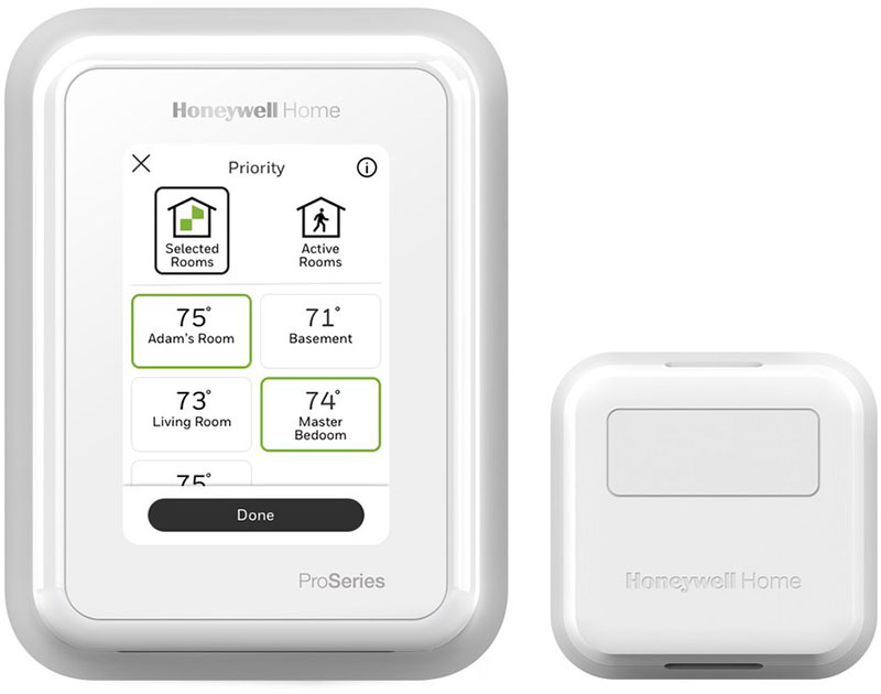 CES 2019: Honeywell Home T9 and T10 Pro Smart Thermostats