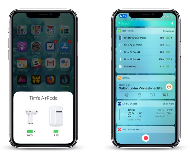 How to Check AirPods Battery Life on iPhone and Apple Watch