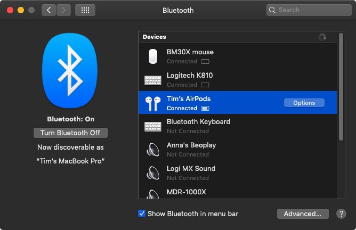 How to Use AirPods With Your Mac and Customize Controls - MacRumors