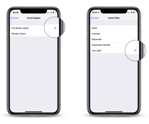 How to Make Your iPhone Display Dimmer Than Standard Brightness