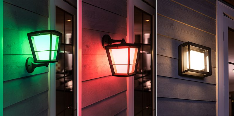 Ces 2019 Philips Hue Gains New Outdoor Lighting Range And